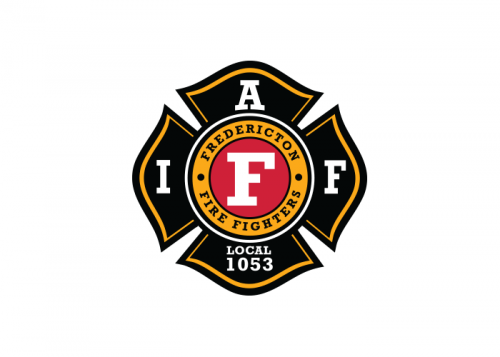 Fredericton Fire Fighters Local 1053 Logo